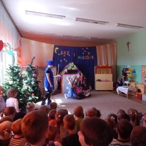 Jaś i Małgosia- bajka w wykonaniu rodziców z grupy III (9)