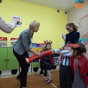 Pasownie na przedszkolaka grupa Biedroneczki (2)