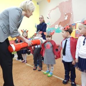 Pasownie na przedszkolaka grupa Biedroneczki (3)