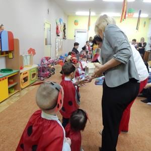 Pasownie na przedszkolaka grupa Biedroneczki (5)