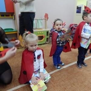 Pasownie na przedszkolaka grupa Biedroneczki (6)