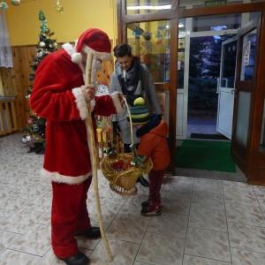 Wizyta świetego Mikołaja w Przedszkolu  (3)