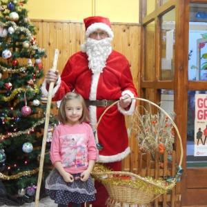 Wizyta świetego Mikołaja w Przedszkolu  (5)