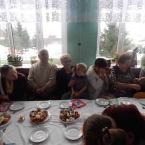 Dzień Babci i Dziadka -Misie (3)